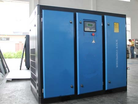 60-210hp screw air compressor